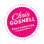 Chris Gosnell Photography logo